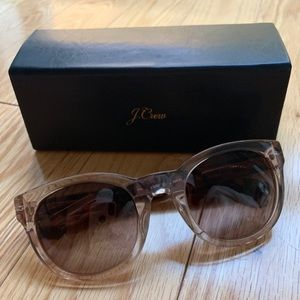 J. Crew Oversized Sunglasses